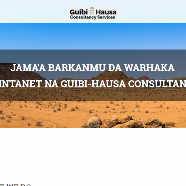 Guibi-Hausa Consultancy Services